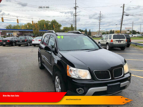 2007 Pontiac Torrent for sale at Drive Max Auto Sales in Warren MI
