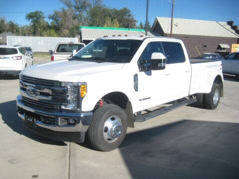 2017 Ford F-350 Super Duty for sale at HOO MOTORS in Kiowa CO