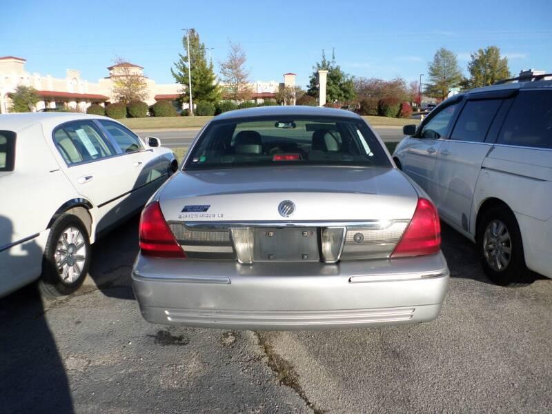 2006 Mercury Grand Marquis LS Ultimate 4dr Sedan - Bentonville AR