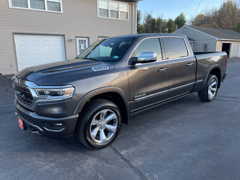 2021 RAM Ram Pickup 1500 for sale at Glen's Auto Sales in Fremont NH