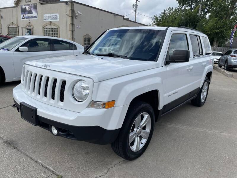2014 Jeep Patriot for sale at T & G / Auto4wholesale in Parma OH