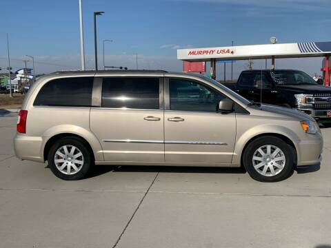 2014 Chrysler Town and Country for sale at Sportline Auto Center in Columbus NE
