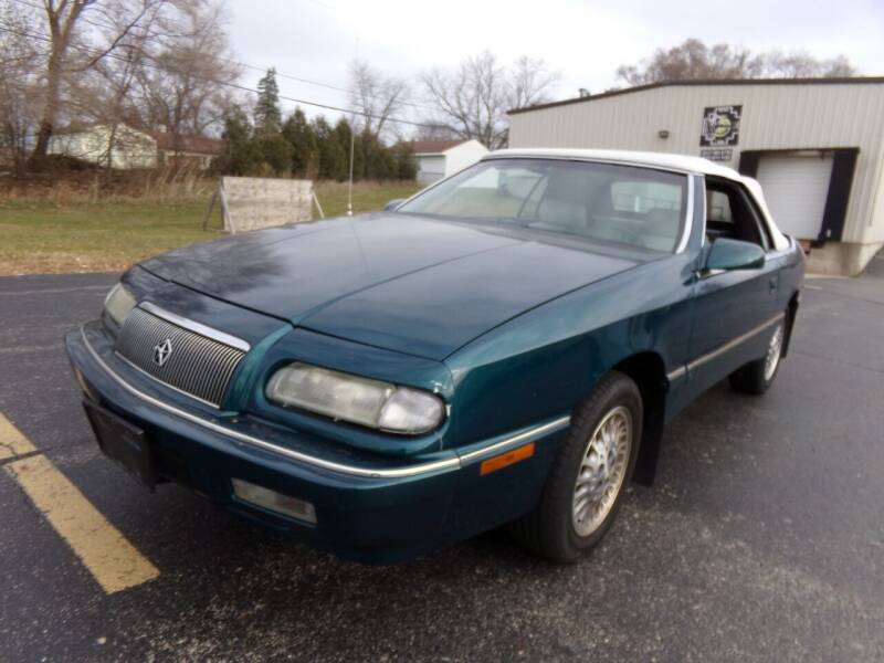 1995 Chrysler Le Baron for sale at Rose Auto Sales & Motorsports Inc in McHenry IL