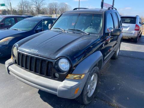 2005 Jeep Liberty for sale at Sartins Auto Sales in Dyersburg TN