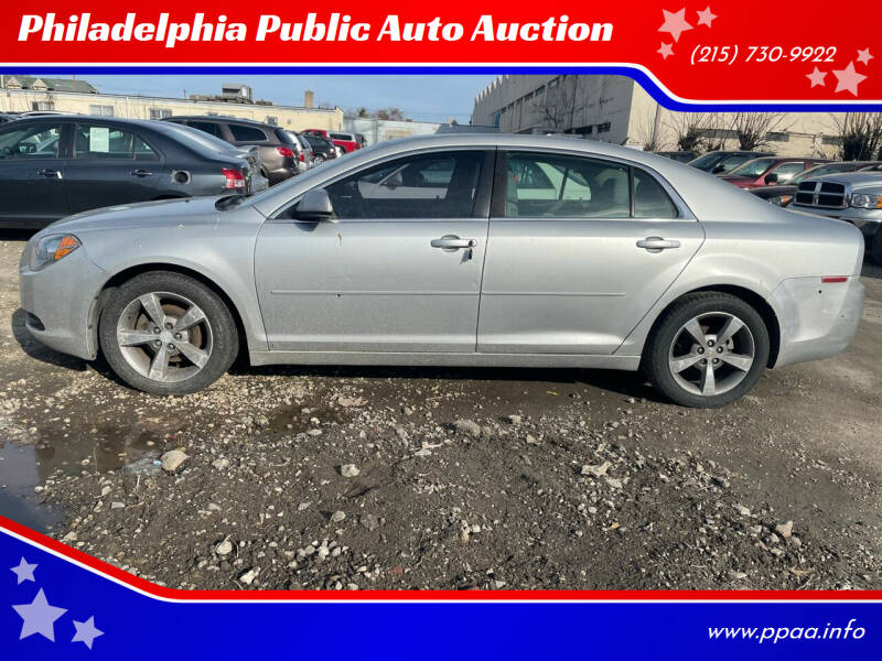 2011 Chevrolet Malibu for sale at Philadelphia Public Auto Auction in Philadelphia PA