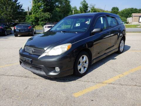 2006 Toyota Matrix for sale at J's Auto Exchange in Derry NH