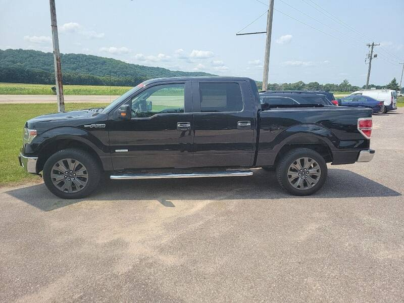 2014 Ford F-150 for sale at SCENIC SALES LLC in Arena WI