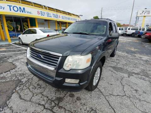 2010 Ford Explorer for sale at Autos by Tom in Largo FL