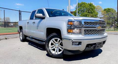 2014 Chevrolet Silverado 1500 for sale at Maxima Auto Sales in Malden MA