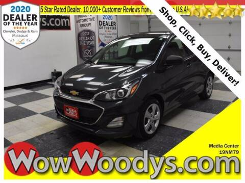 2019 Chevrolet Spark for sale at WOODY'S AUTOMOTIVE GROUP in Chillicothe MO