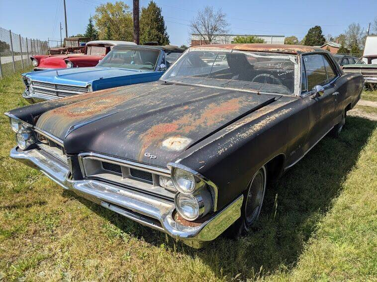 1965 Pontiac Grand Prix for sale at Classic Cars of South Carolina in Gray Court SC