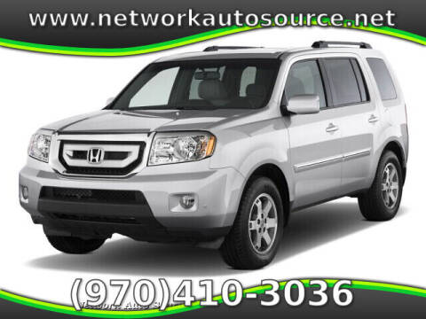 2010 Honda Pilot for sale at Network Auto Source in Loveland CO