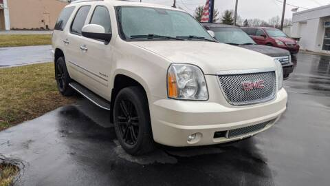 2011 GMC Yukon for sale at Newport Auto Group Boardman in Boardman OH