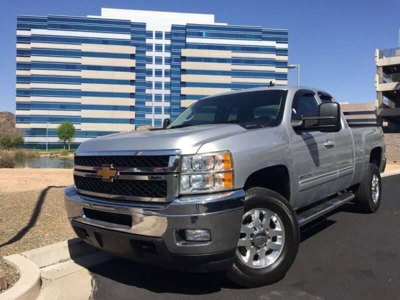 2012 Chevrolet Silverado 2500HD for sale at Day & Night Truck Sales in Tempe AZ