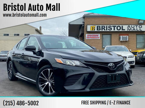 2020 Toyota Camry for sale at Bristol Auto Mall in Levittown PA