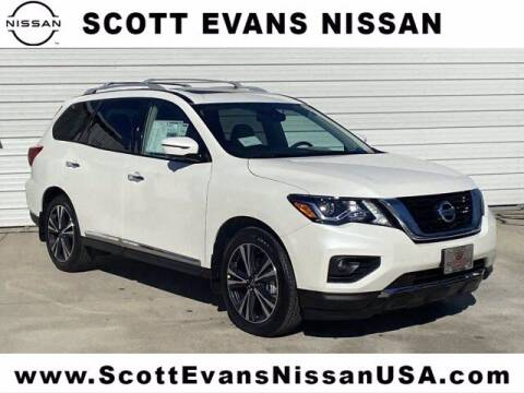 2020 Nissan Pathfinder for sale at Scott Evans Nissan in Carrollton GA