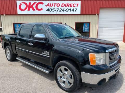 2011 GMC Sierra 1500 for sale at OKC Auto Direct in Oklahoma City OK