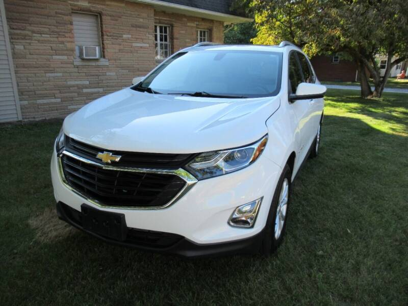 2018 Chevrolet Equinox for sale at Lake County Auto Sales in Painesville OH