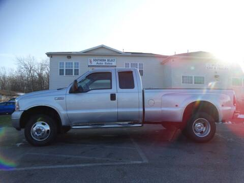 2006 Ford F-350 Super Duty for sale at SOUTHERN SELECT AUTO SALES in Medina OH
