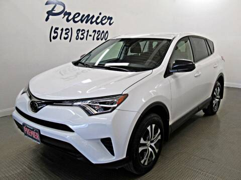 2018 Toyota RAV4 for sale at Premier Automotive Group in Milford OH