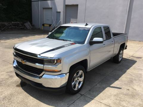 2018 Chevrolet Silverado 1500 for sale at Legacy Motor Sales in Norcross GA