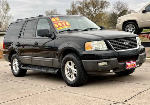 2003 Ford Expedition for sale at SOLOMA AUTO SALES in Grand Island NE