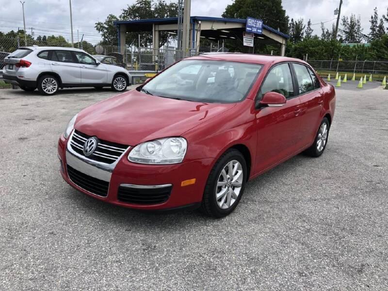2010 Volkswagen Jetta for sale at Car List Florida in Davie FL