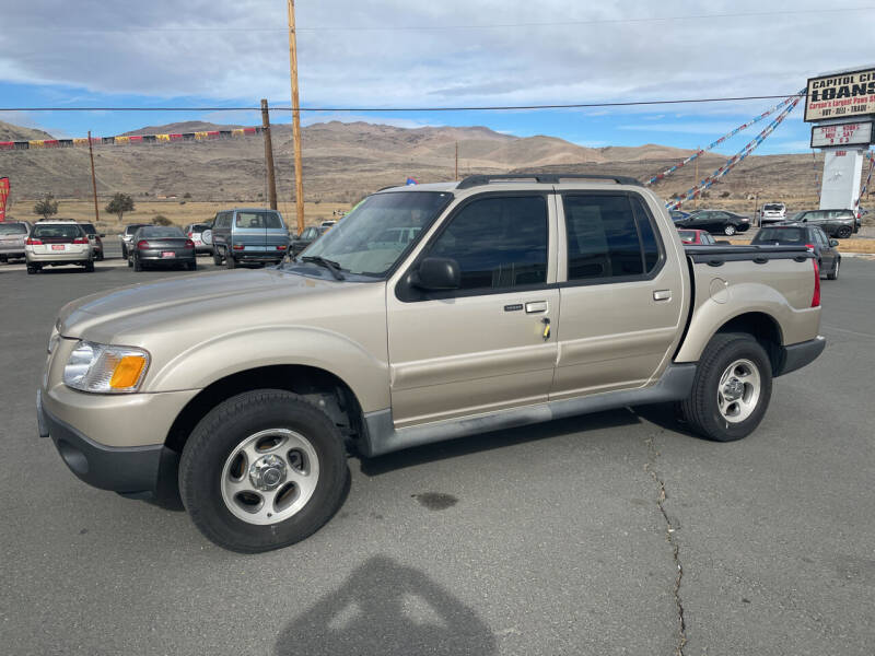 2004 Ford Explorer Sport Trac for sale at Super Sport Motors LLC in Carson City NV