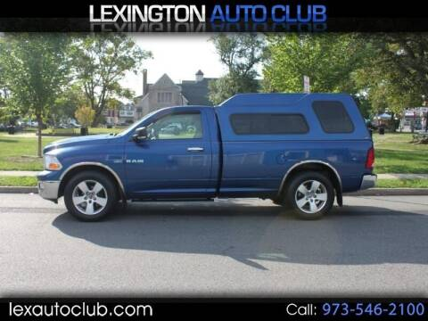 2009 Dodge Ram Pickup 1500 for sale at Lexington Auto Club in Clifton NJ