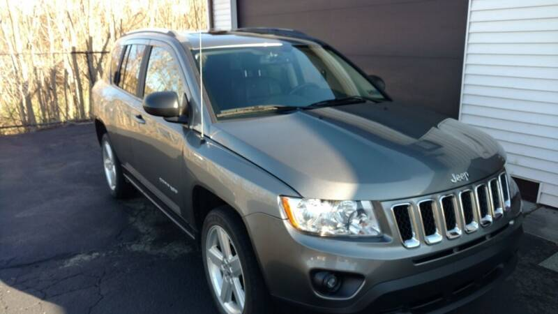 2013 Jeep Compass for sale at Graft Sales and Service Inc in Scottdale PA