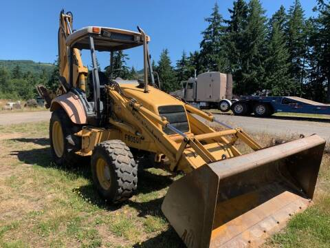 1999 New Holland 575E for sale at DirtWorx Equipment - Used Equipment in Woodland WA