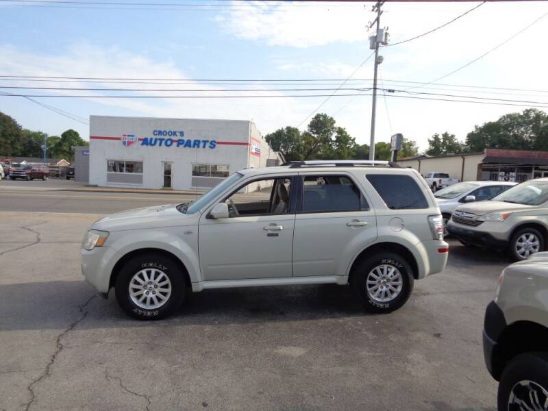 2009 Mercury Mariner for sale at Cars Unlimited Inc in Lebanon TN