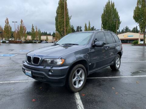 2003 BMW X5 for sale at Seattle Motorsports in Shoreline WA