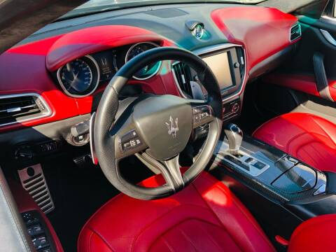 2014 Maserati Ghibli for sale at Trimax Auto Group in Norfolk VA