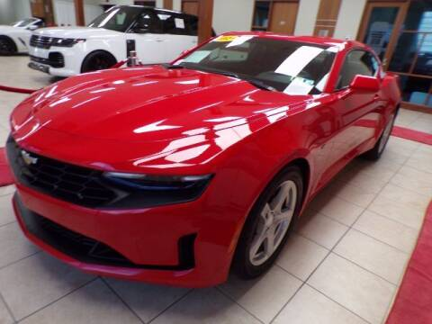 2021 Chevrolet Camaro for sale at Adams Auto Group Inc. in Charlotte NC