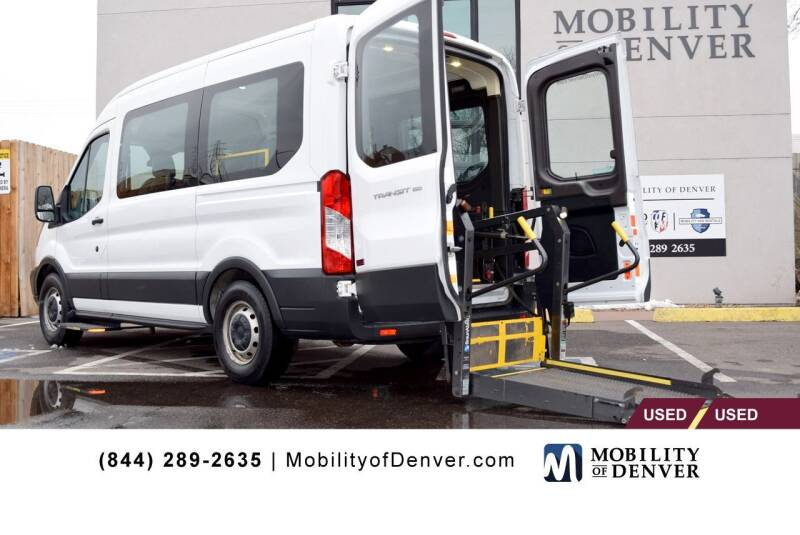 2017 Ford Transit Cargo for sale at CO Fleet & Mobility in Denver CO