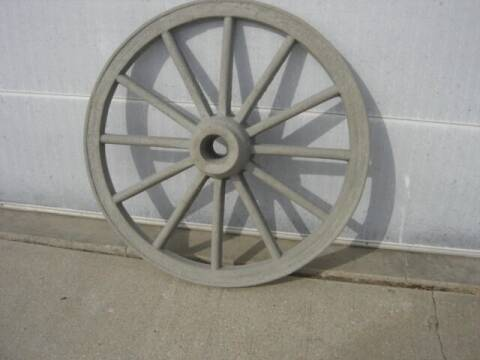 2020 WAGON WHEEL CONCRETE for sale at Midwest Trailer Sales & Service in Agra KS