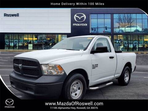2019 RAM Ram Pickup 1500 Classic for sale at Mazda Of Roswell in Roswell GA