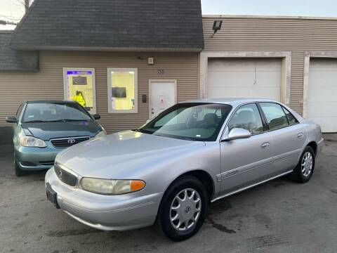 2000 Buick Century for sale at Global Auto Finance & Lease INC in Maywood IL