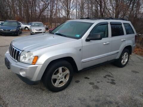 2006 Jeep Grand Cherokee for sale at Auto Brokers of Milford in Milford NH