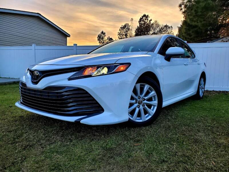 2019 Toyota Camry for sale at Real Deals of Florence, LLC in Effingham SC
