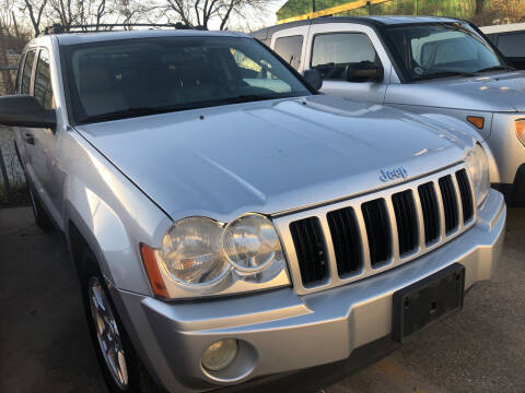 2005 Jeep Grand Cherokee for sale at Auto Access in Irving TX