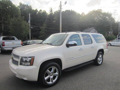 2014 Chevrolet Suburban for sale at Auto Choice of Middleton in Middleton MA