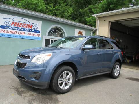 2011 Chevrolet Equinox for sale at Precision Automotive Group in Youngstown OH