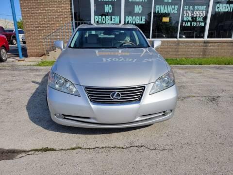 2007 Lexus ES 350 for sale at Royal Motors - 33 S. Byrne Rd Lot in Toledo OH