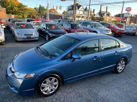 2009 Honda Civic for sale at Masic Motors, Inc. in Harrisburg PA