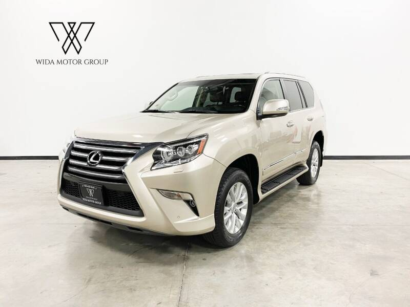 2016 Lexus GX 460 for sale at Wida Motor Group in Bolingbrook IL