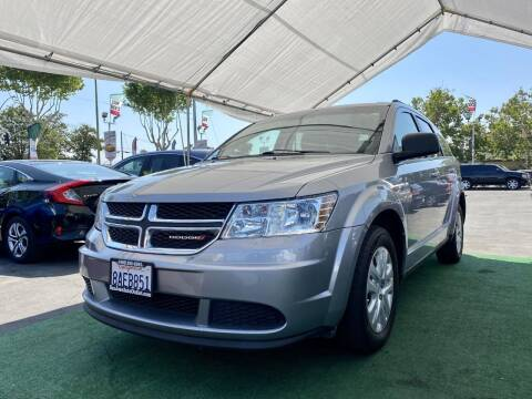 2017 Dodge Journey for sale at San Jose Auto Outlet in San Jose CA