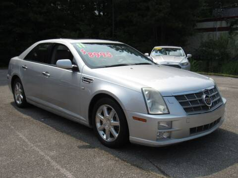 2011 Cadillac STS for sale at Discount Auto Sales in Pell City AL