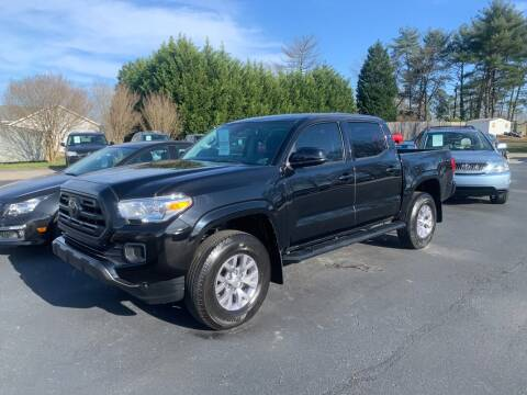 2019 Toyota Tacoma for sale at Getsinger's Used Cars in Anderson SC